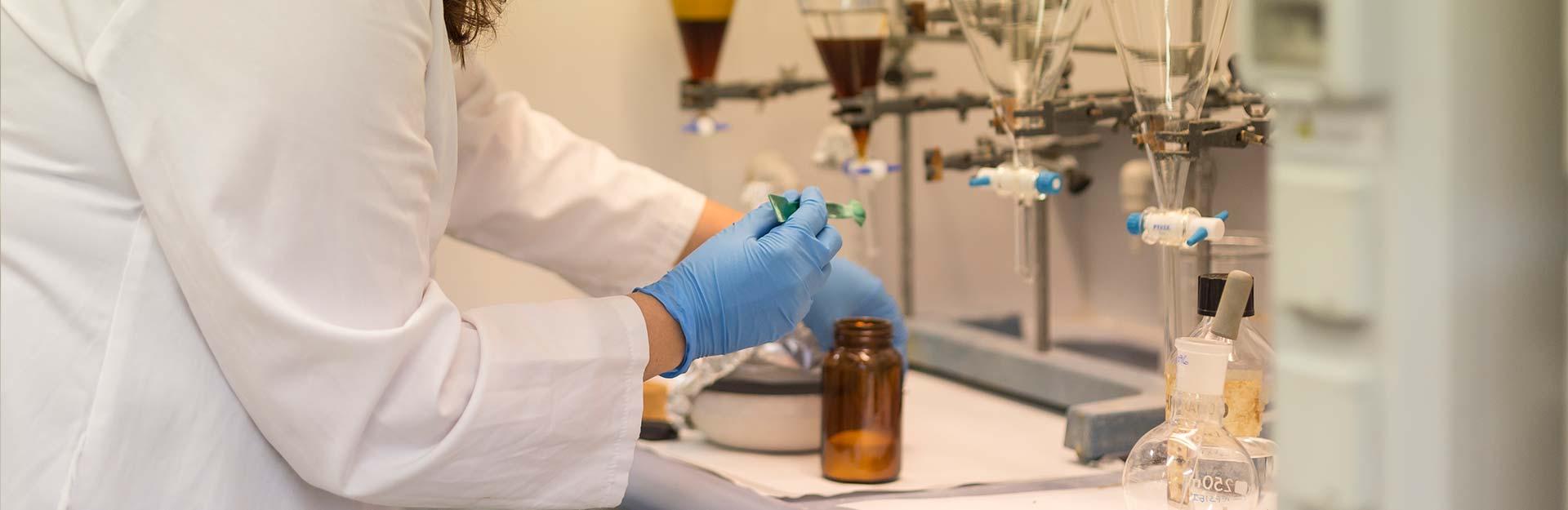 Máster en Biotecnología Avanzada